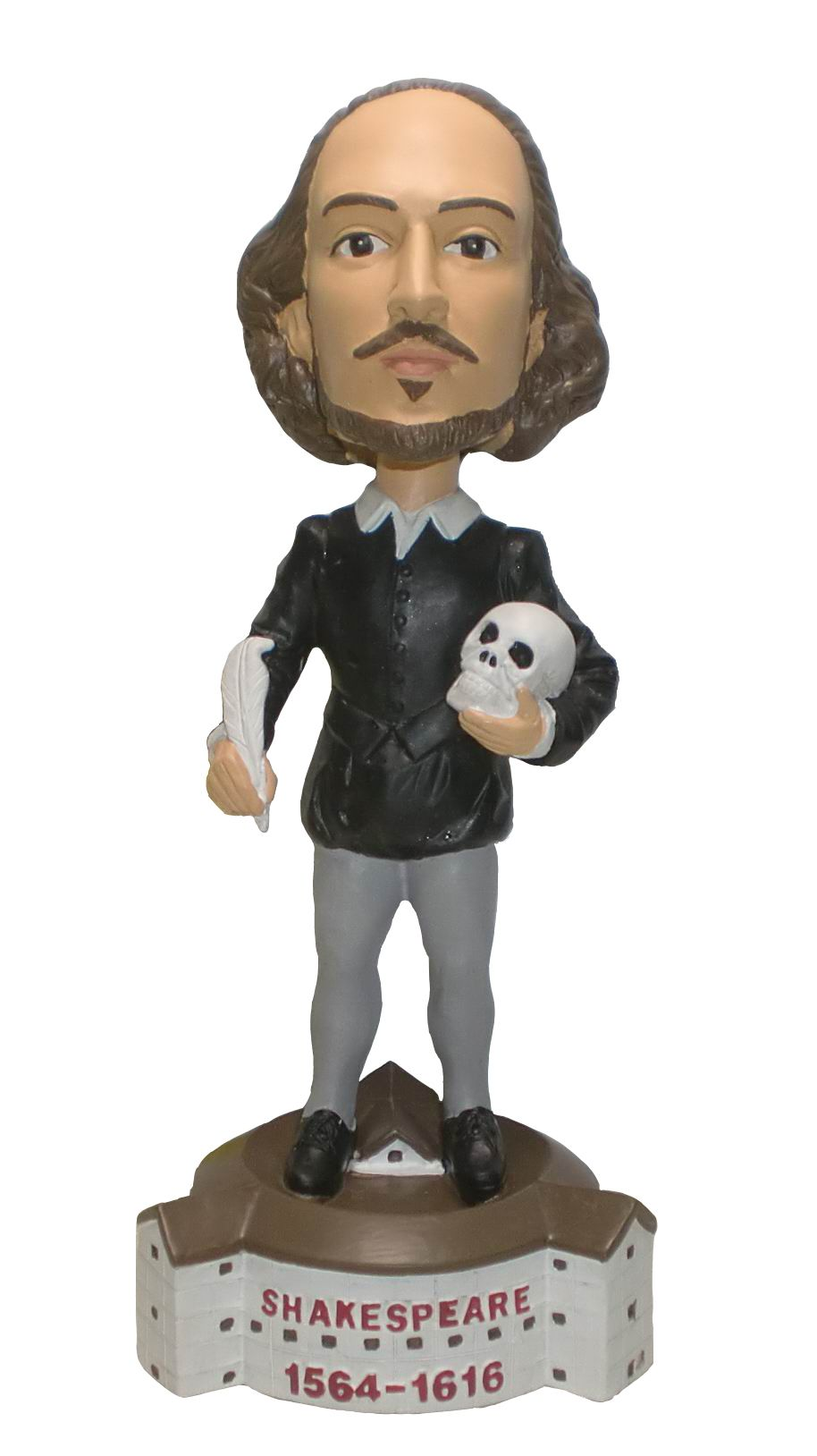 william shakespeare bobblehead thebobblehead com bobbleheads william shakespeare bobblehead thebobblehead com