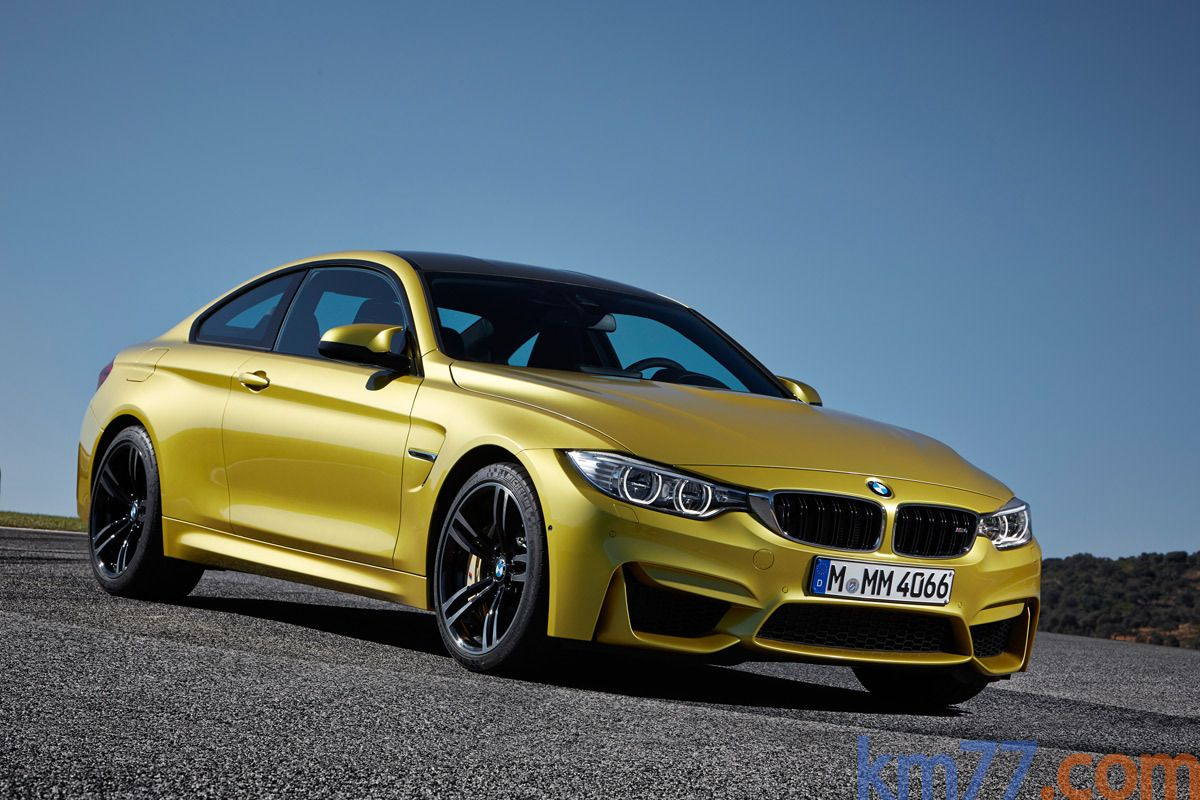 6956a7fce9b1e BMW Serie 4 M4 M4 Coupé Exterior Frontal-Lateral 2 puertas Coches Bmw