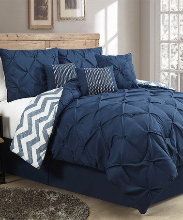 Another Great Find On Zulily Navy Ella Pinch Reversible