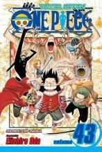 One Piece v. 43 (One Piece) By (author) Eiichiro Oda -Free worldwide shipping of 6 million discounted books by Singapore Online Bookstore http://sgbookstore.dyndns.org
