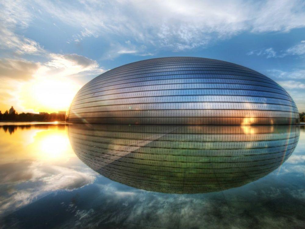 Впечатляющие здания совсего мира, которые стоит увидеть своими глазами