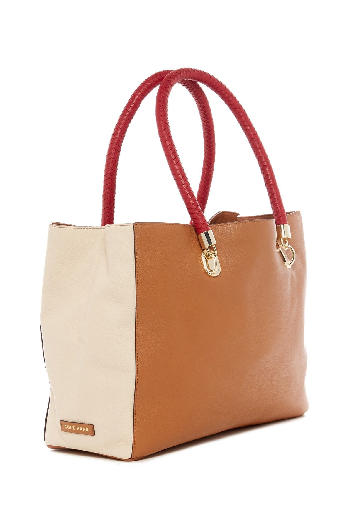 52234a8d6d5 Benson Large Leather Tote by Cole Haan on  nordstrom rack
