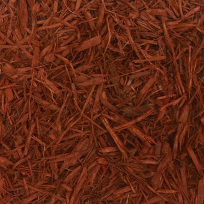 10 Cu Yd Red Landscape Bulk Mulch Bkdmr10 Mulch Bulk Mulch Wood Mulch