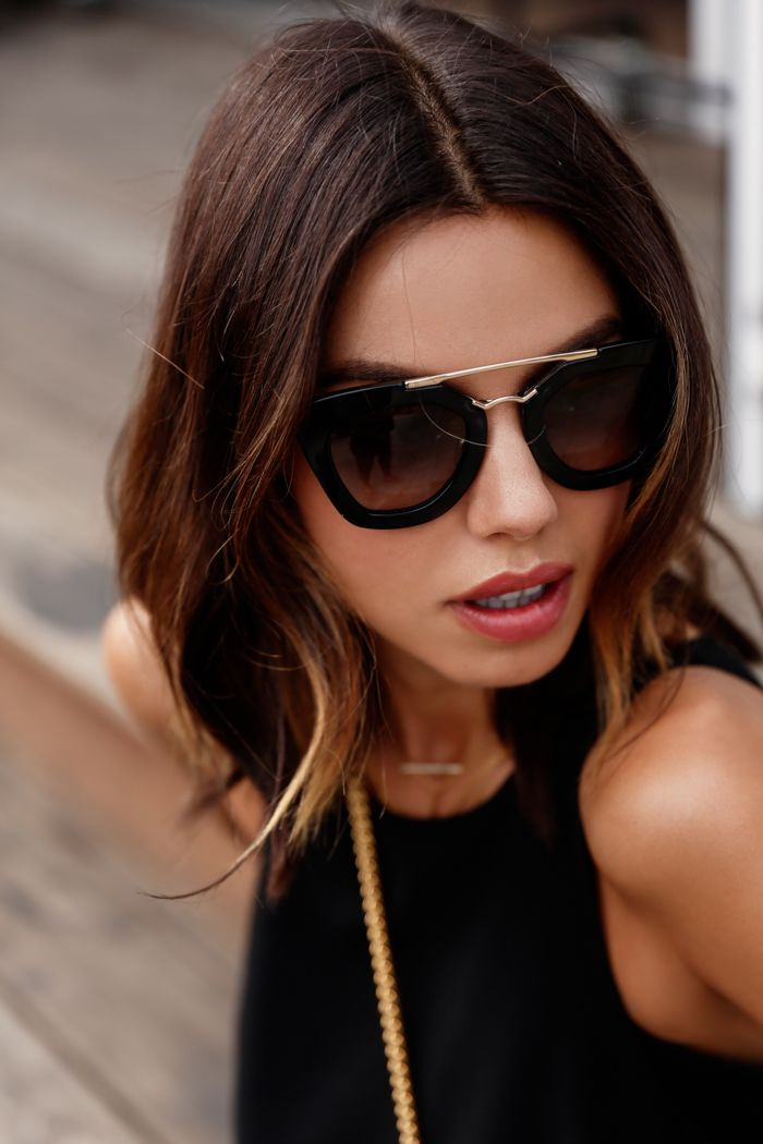 0f5c446944 How to Pick the Flattering Sunglasses for You | Shades. | Sunglasses ...