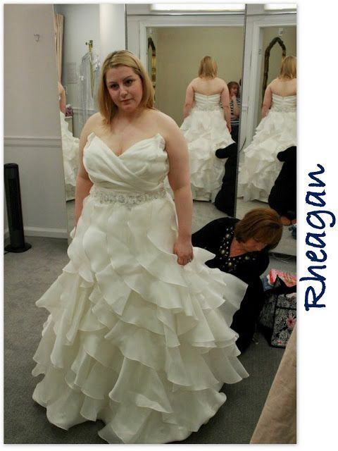 GarnerStyle | The Curvy Girl Guide: Say Yes to the Dress...Big Bliss ...