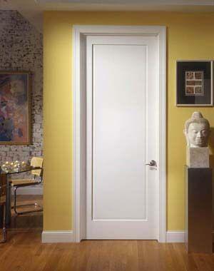 Update Single Panel Hollow Doors | Door Express Seattle | Product Details    Interior 1 Panel