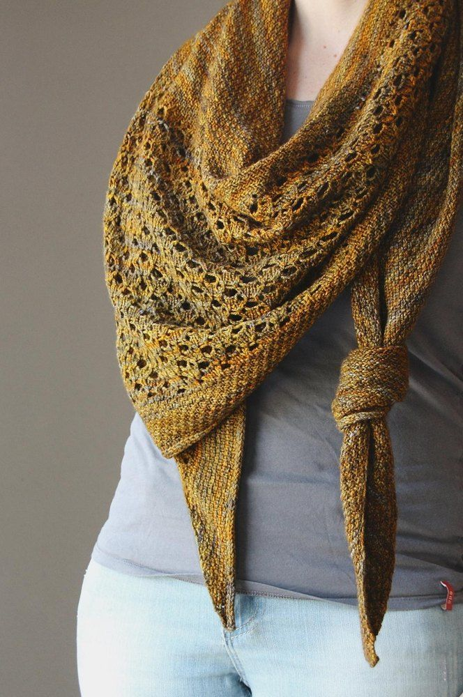 Sunwalker Knitting pattern by Melanie Berg | Knitting Patterns | LoveKnitting #strikkedesjaler
