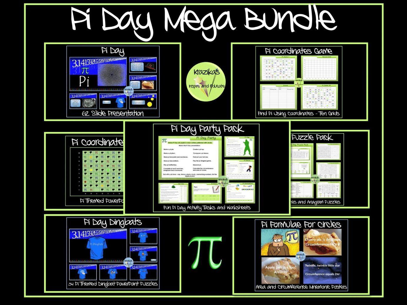 Pi Day Bundle In