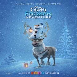 فلم الكرتون مغامرة اولاف فروزن Olafs Frozen Adventure 2017 مدبلج للعربية Disney Olaf Olaf Frozen Olaf
