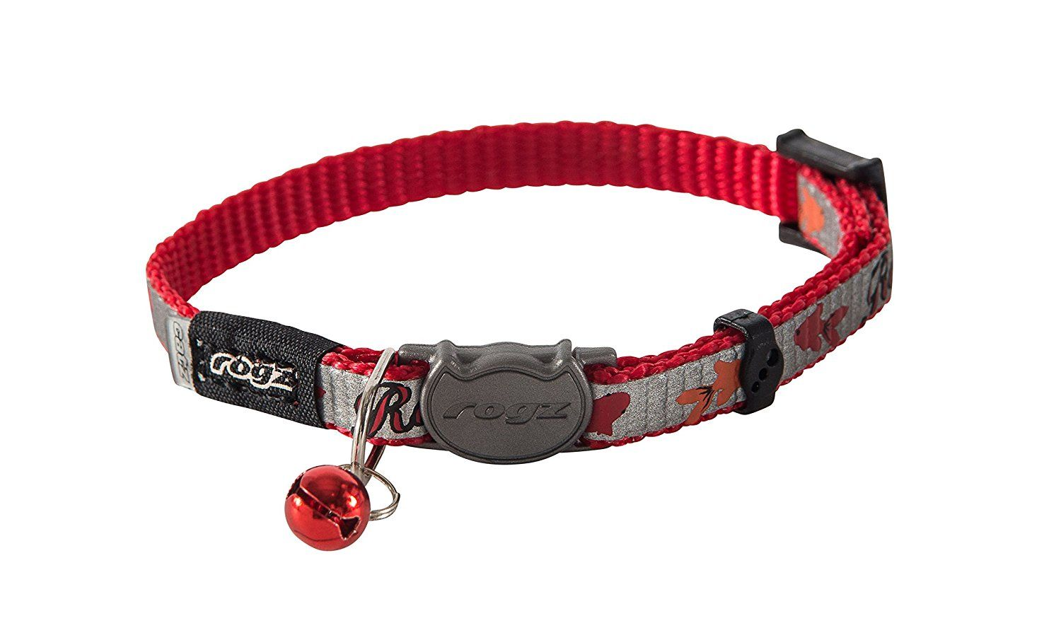 Rogz Catz Kittyrogz Reflectocat Breakaway Collar Red Want Additional Info Click On The Image This Is An Affiliate Link A Kitten Collars Rogz Cat Collars