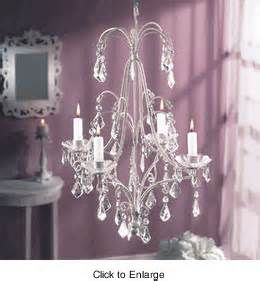 Shabby chic candle chandelier shabby chic pinterest shabby shabby chic candle chandelier aloadofball Image collections