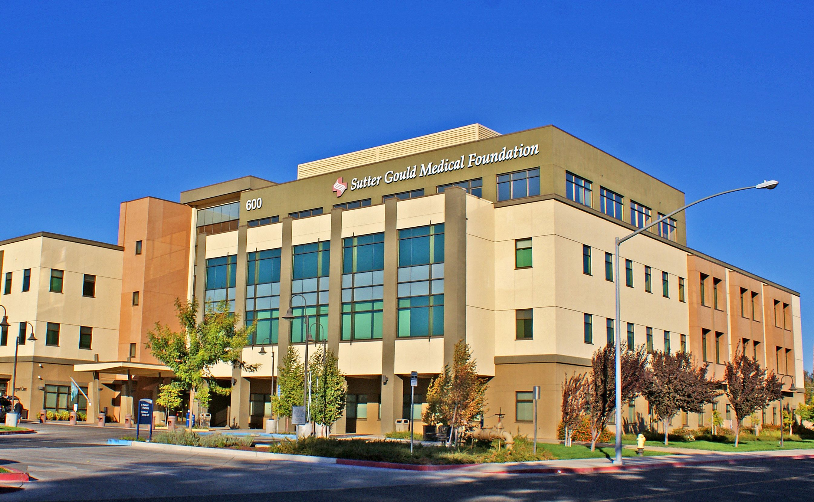 Sutter Gould medical offices Medical office, Modesto
