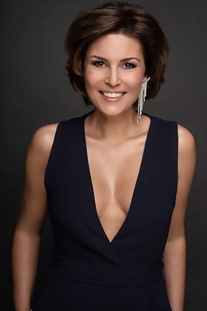 Vanessa Blumhagen, lovely german tv SAT1 Reporterin
