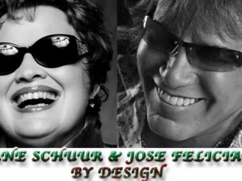By Design - Diane Schurr & Josè Feliciano...One of my all-time favorite songs!! I got to see them sing it - so moving!!