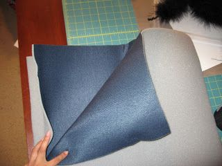 Angry Kitten Crafts: Make ur own Blending Tool Foam