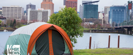 Portland Board Wants Private Businesses To Accommodate Homeless Camps Public Policy Issues Multnomah County Environmental Justice