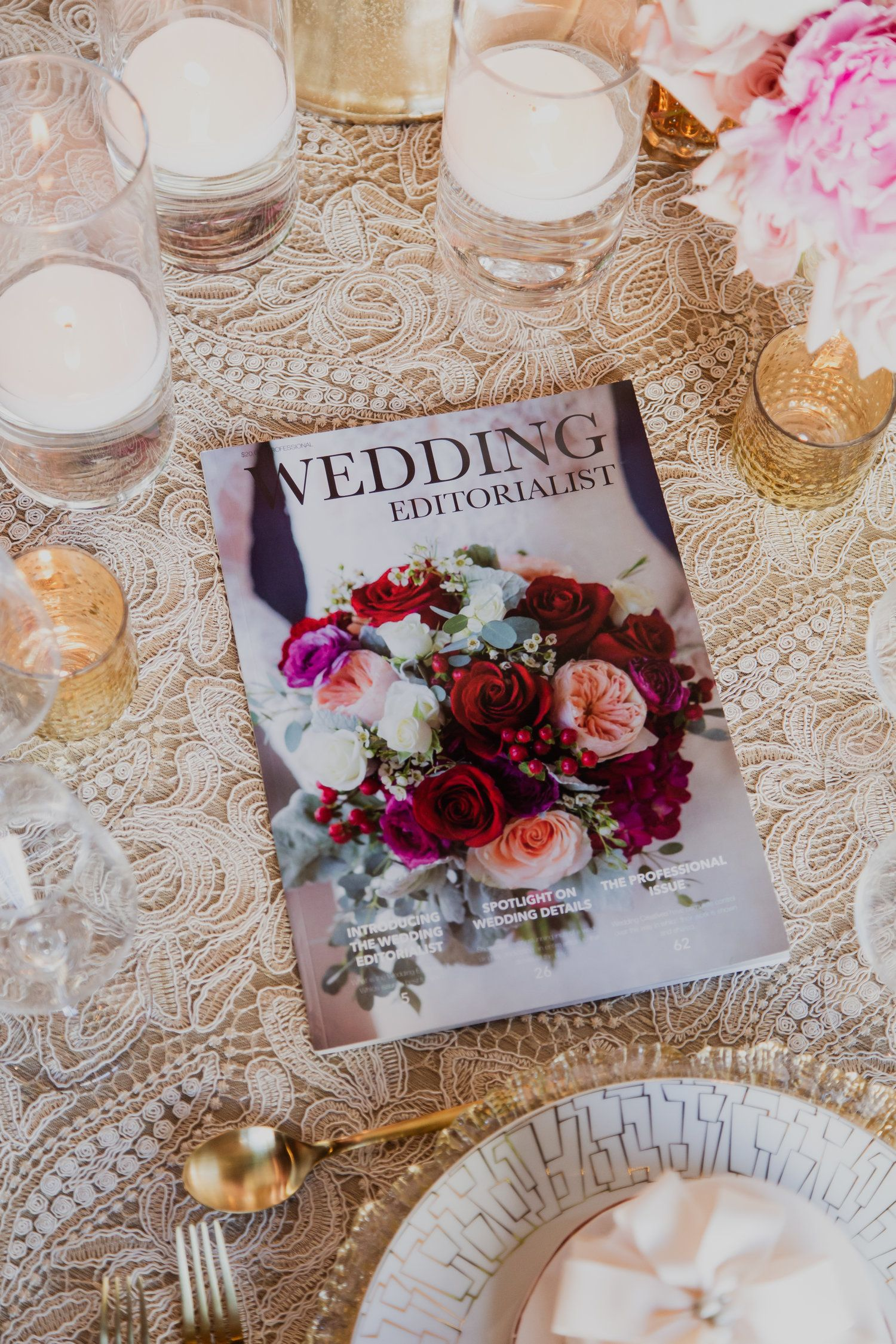 Design Your Own Personalized Magazine With The Wedding Editorialist