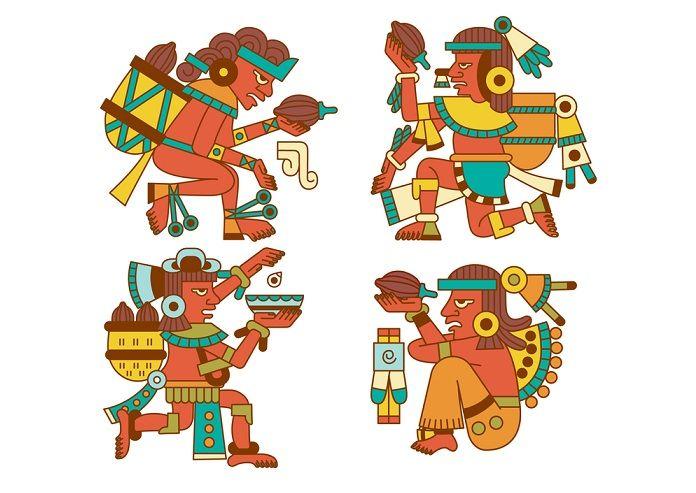 Caracteristicas De Los Mayas Mundo Maya Caracteristicas De Los Mayas Arte Maya Olmecas