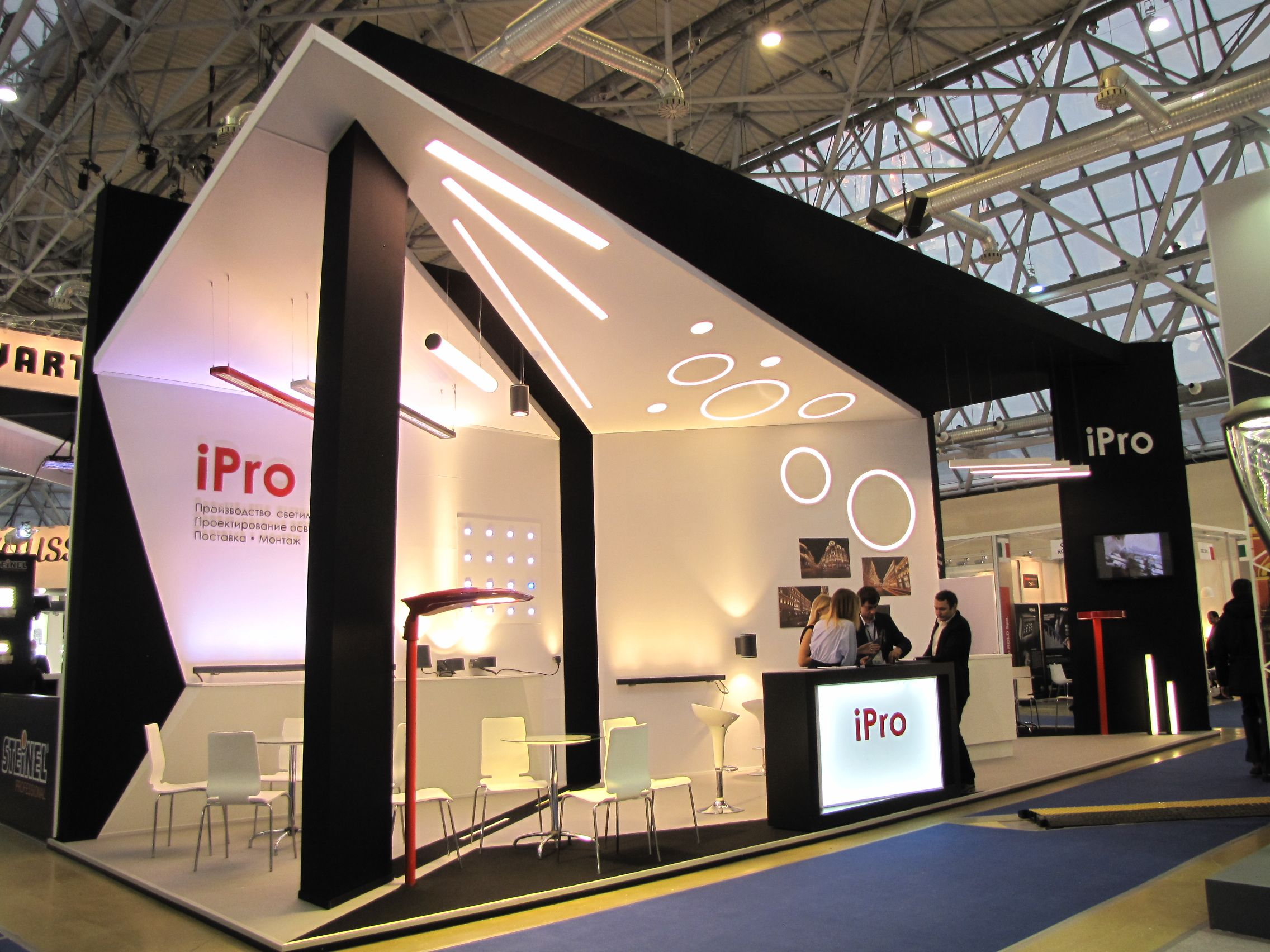 Cheap Exhibition Stand Design : Booth design ideas