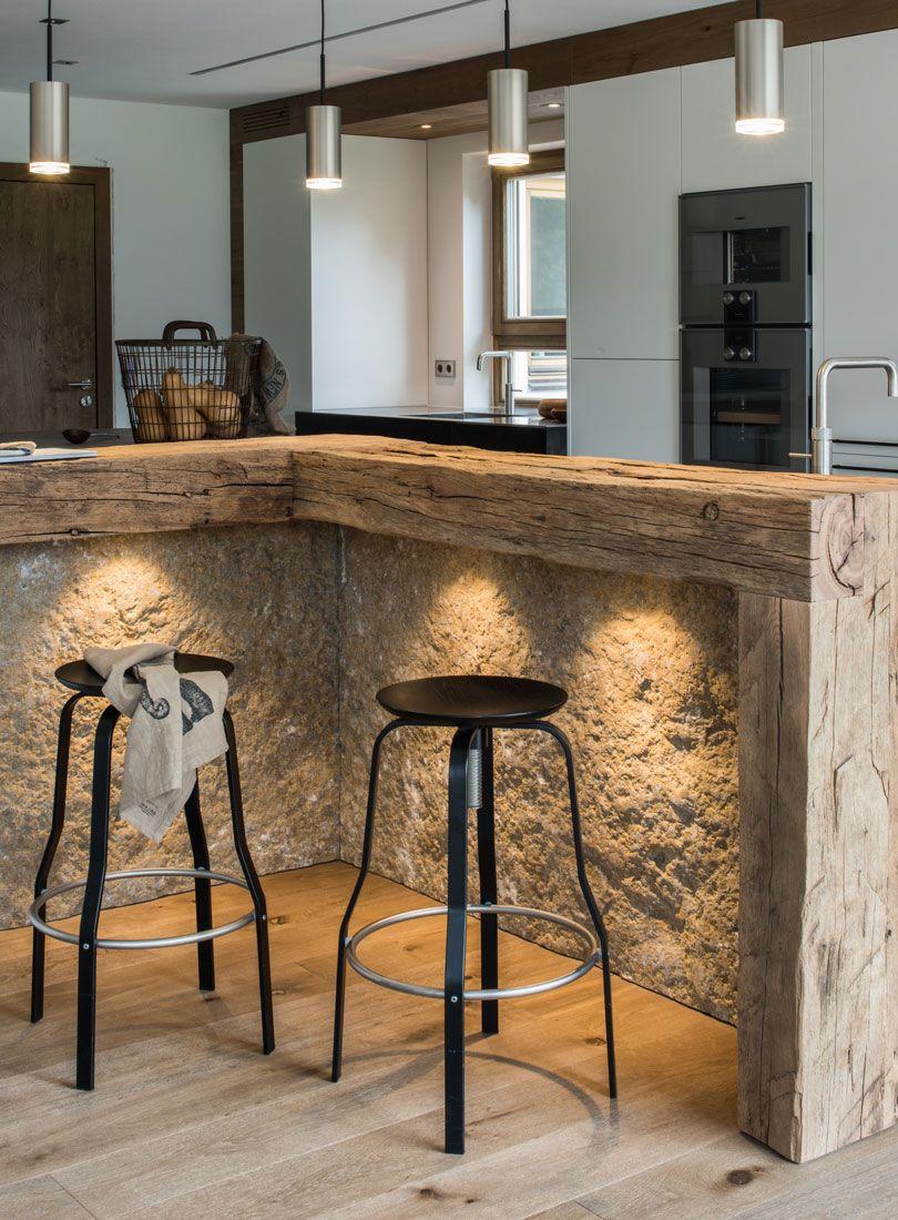 Photo of Felsküche: Werkhaus Küchen