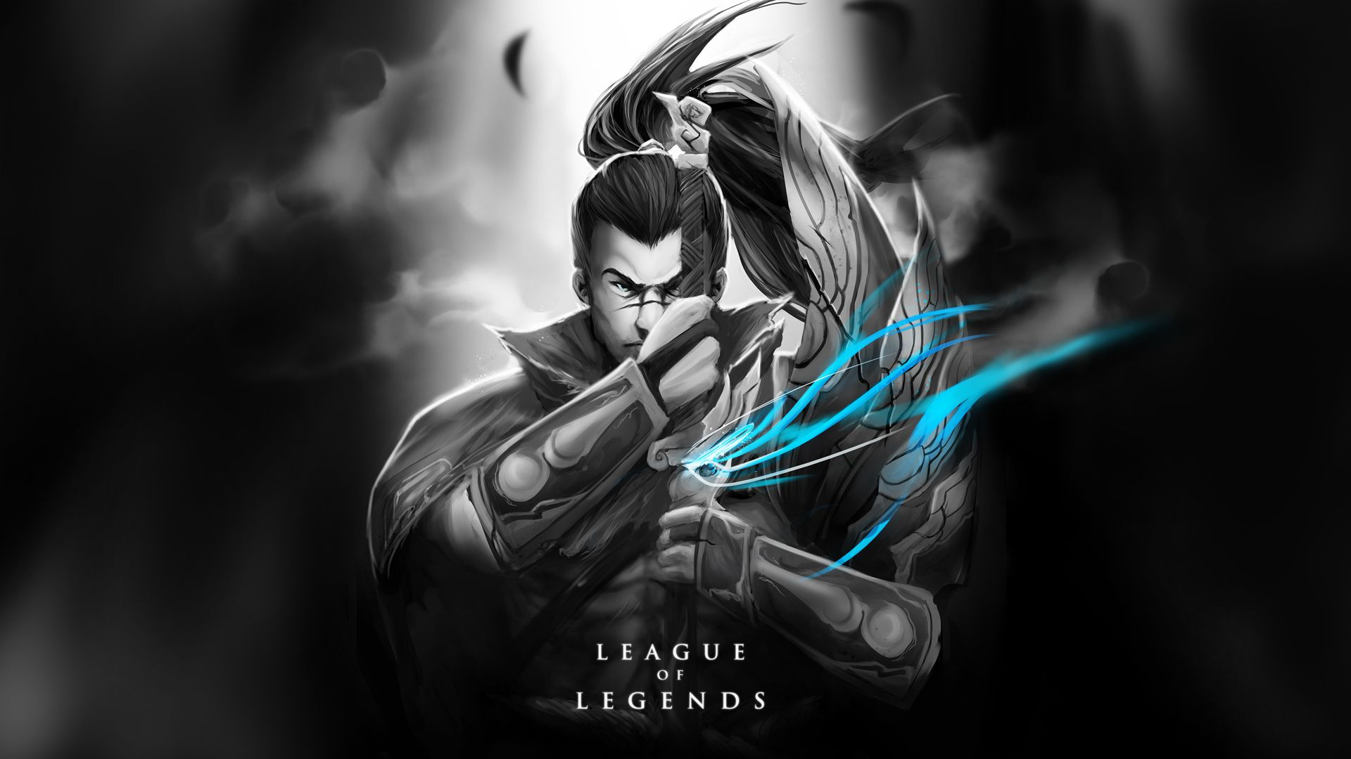 Yasuo League Of Legends Wallpapers HD 1920x1080 League