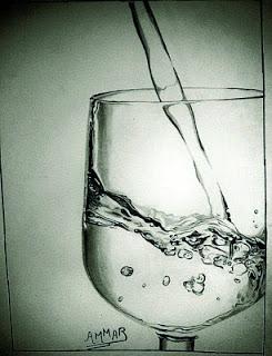 لوحات رسم فنية جميلة بسيطة تشكيلية بالرصاص Decanter Blog Posts