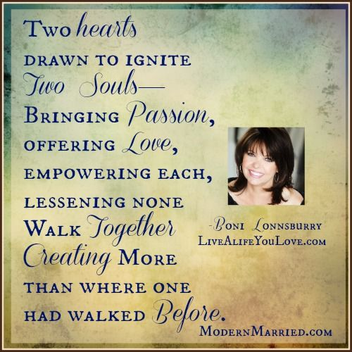 In This Inspiring Interview Conscious Creation Expert Boni Lonnsburry Shares Her Perspective On Love And Marriage