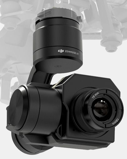 DJI adds thermal imaging to its drones' roster of