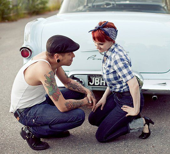 Rockabilly Couples