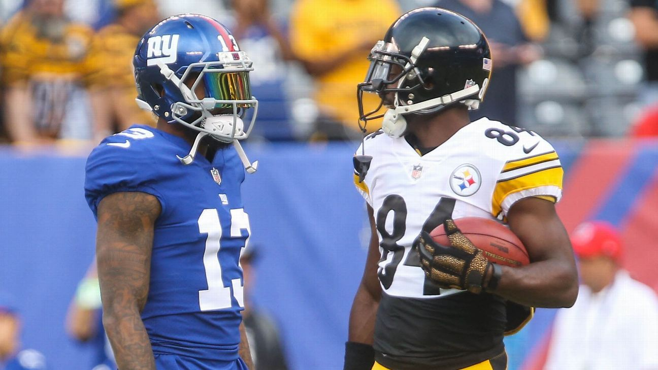 Fantasy football ppr composite rankings with images