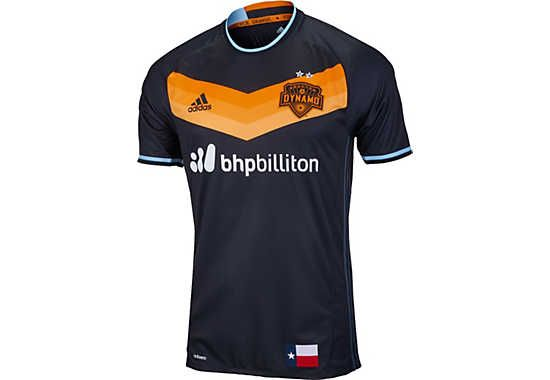 huge selection of 0c66f d44bf At SoccerPro now! 2016/17 adidas Houston Dynamo Away Jersey ...