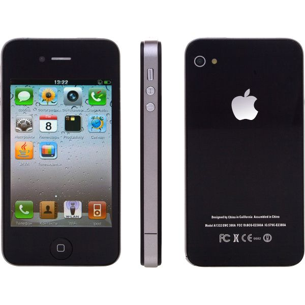 Iphone 4gs китайский инструкция