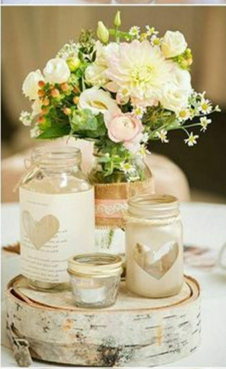 Pin By Vikki Hilario On Wine Bottle Decor In 2020 Wedding Centerpieces Diy Rustic Diy Wedding Decorations Wedding Table