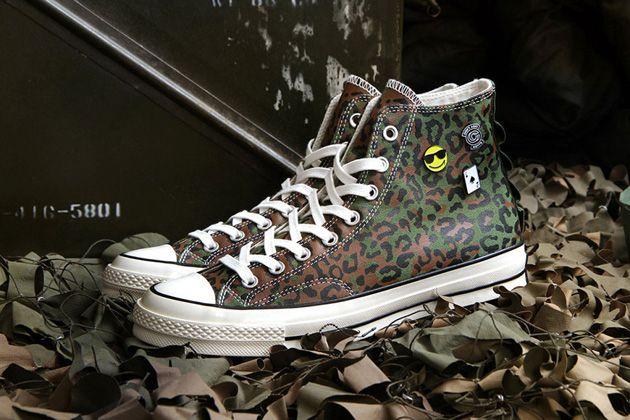 "461dd68dd9691e Concepts x Converse 1970s Chuck Taylor Hi ""Zaire Leopard Camo ..."