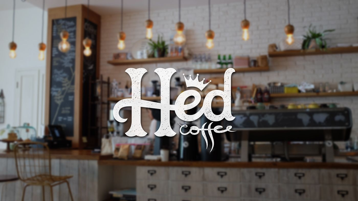 Hed Coffee on Behance