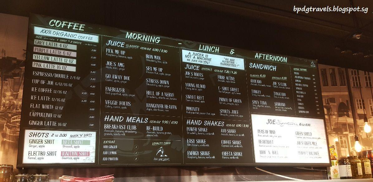 T G I Friday S Menu Prices Meal Items Details Cost Passion Fruit Tea Fridays Menu Tgif Menu