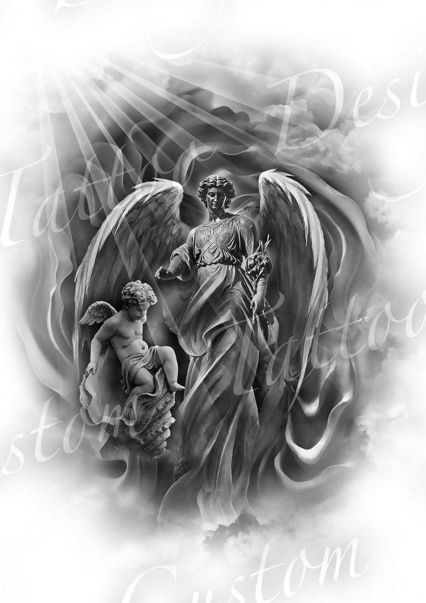 Angel De La Muerte Dulce Compania Beautiful