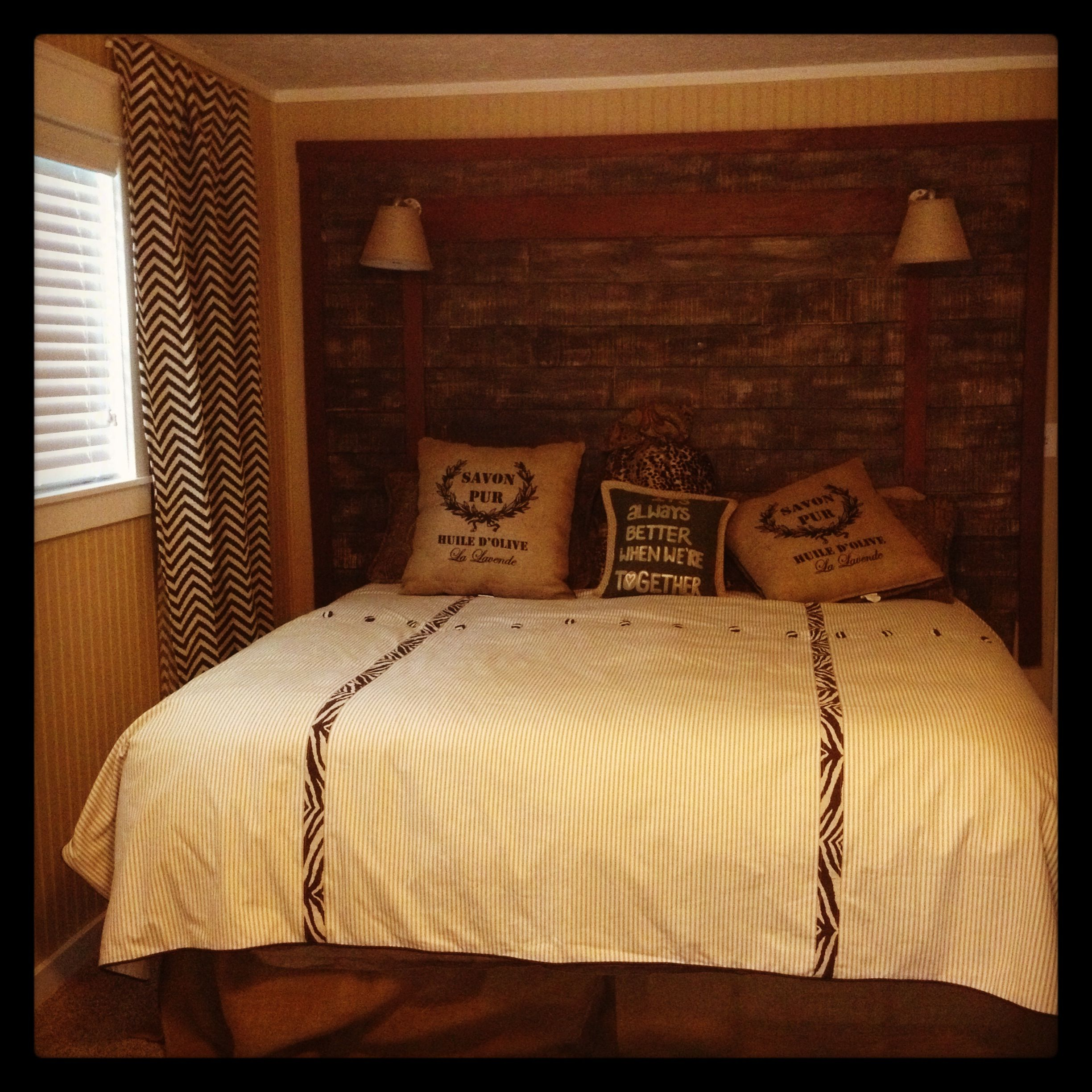 reclaimed and fabulous headboard western ideas headboards bedroom wood king trends with frame