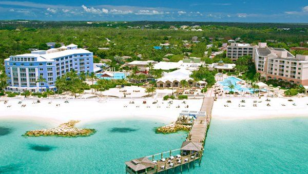 Sandals Royal Bahamian Resort  Spa  Cable Beach, Bahamas -8741
