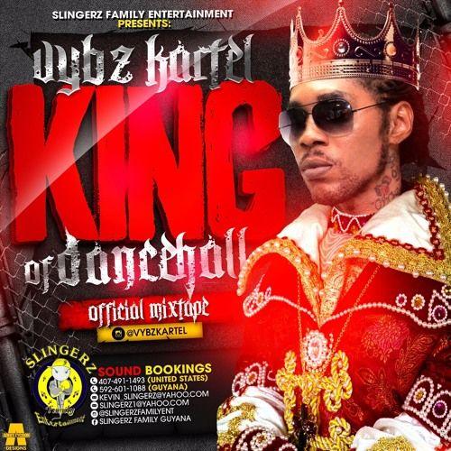 Vybz Kartel – King Of Dancehall (Slingerz Family Mixtape