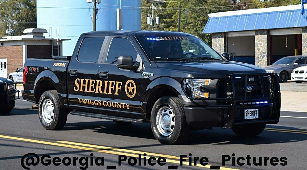 Twiggs County (GA) Sheriff Patrol Ford F-150 Slicktop