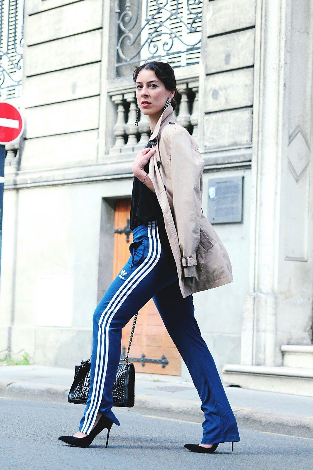 newest a36fb b01b4 idée de look avec un jogging adidas pour le printemps 2017