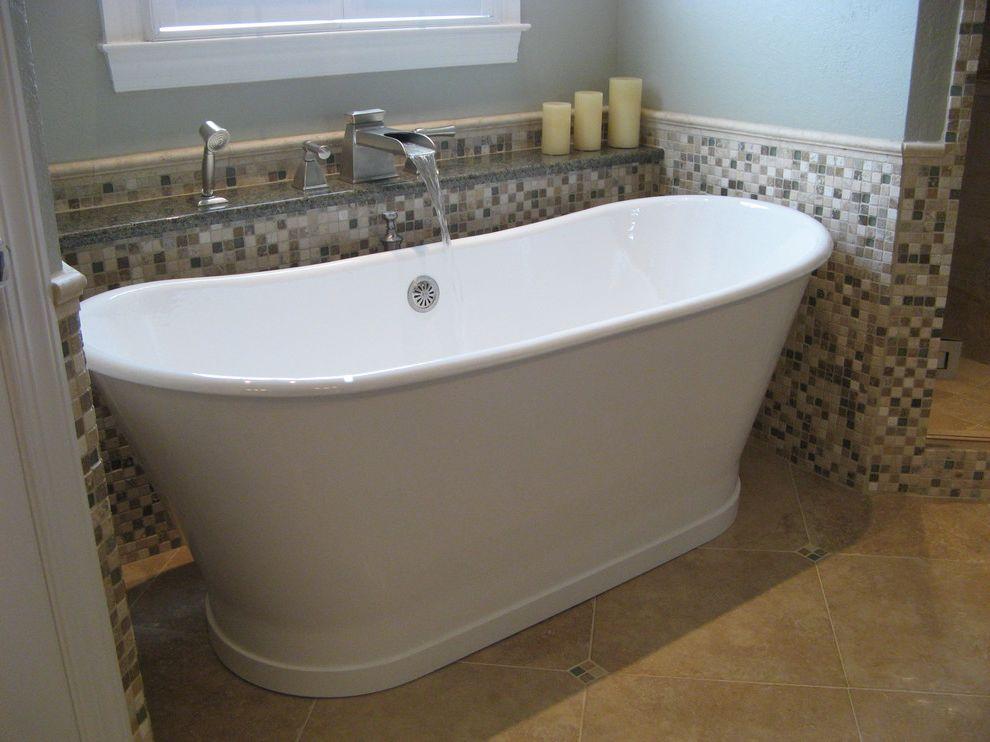kohler freestanding tub faucet with