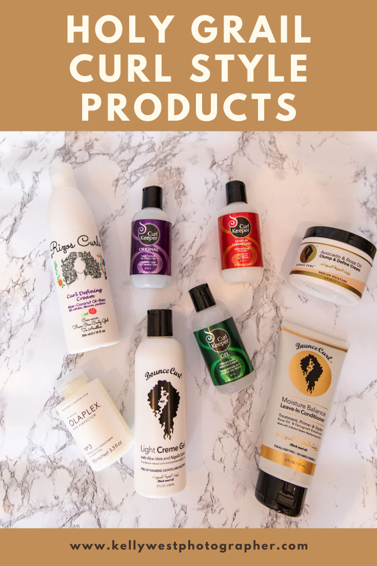 My Holy Grail Curly Hair Style Products Kelly West In 2020 Curly Girl Hairstyles Curl Styles Curly Hair Styles