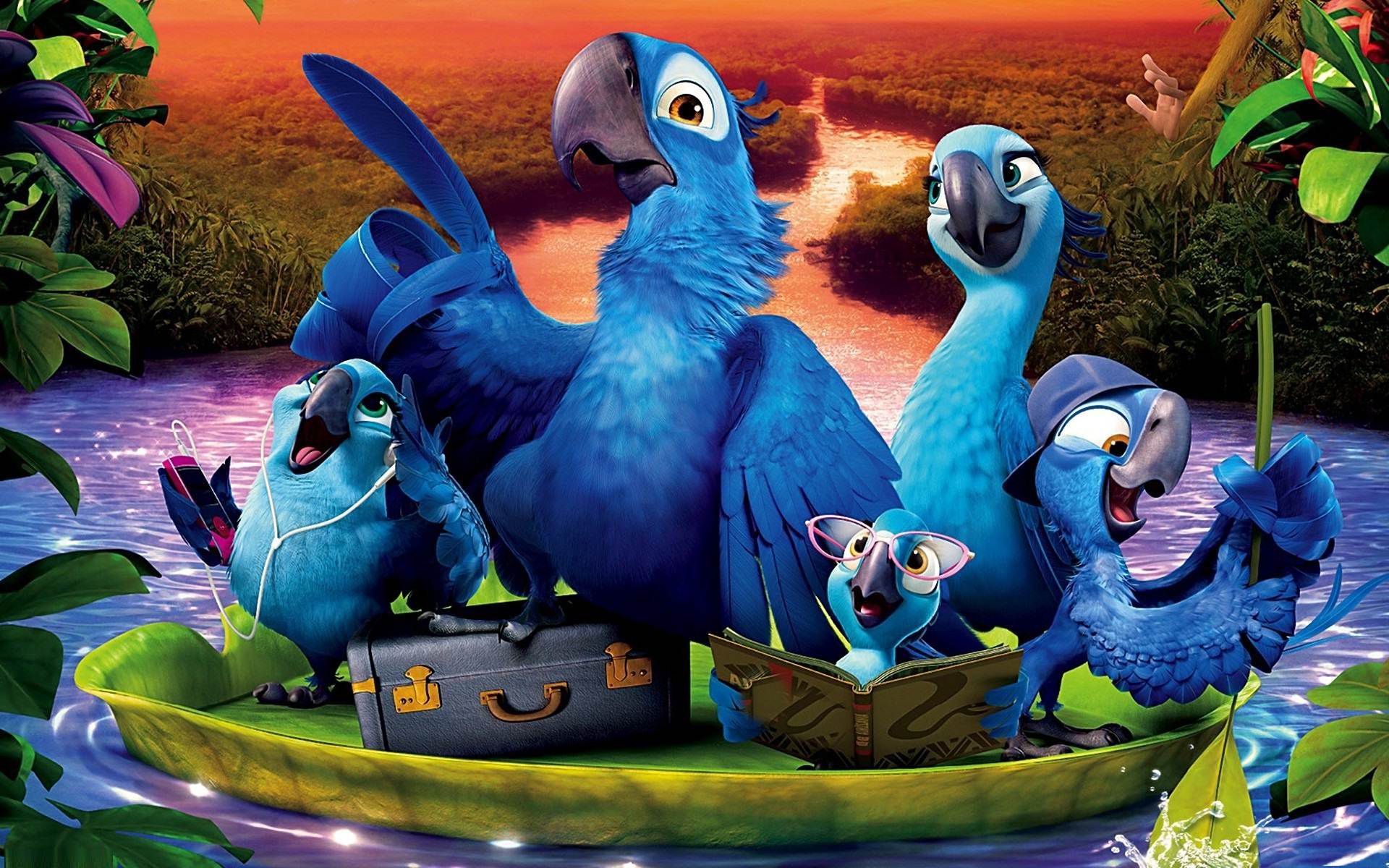 awesome rio 2 free download picture | amazingpict - wallpapers