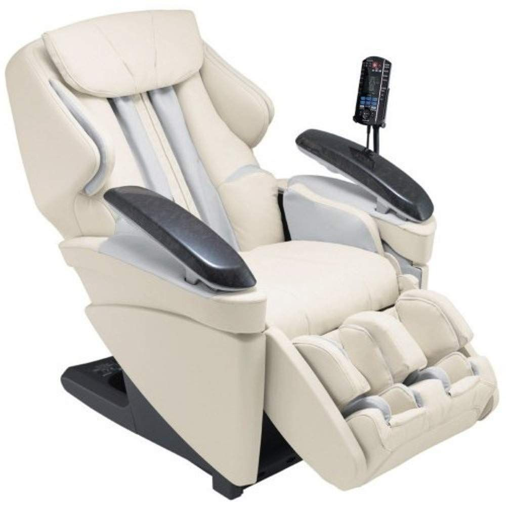 Panasonic Ep Ma70cx Real Ultra Pro Heated Massage Chair Ivory