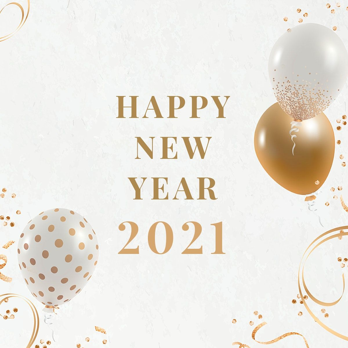 Download Premium Illustration Of New Year 2021 Editable Template Psd Instagram Template Free Newyear New Year Post