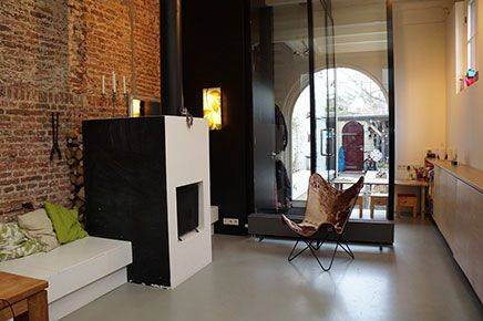 Historisch pakhuis gerenoveerd door architect | Inrichting-huis.com