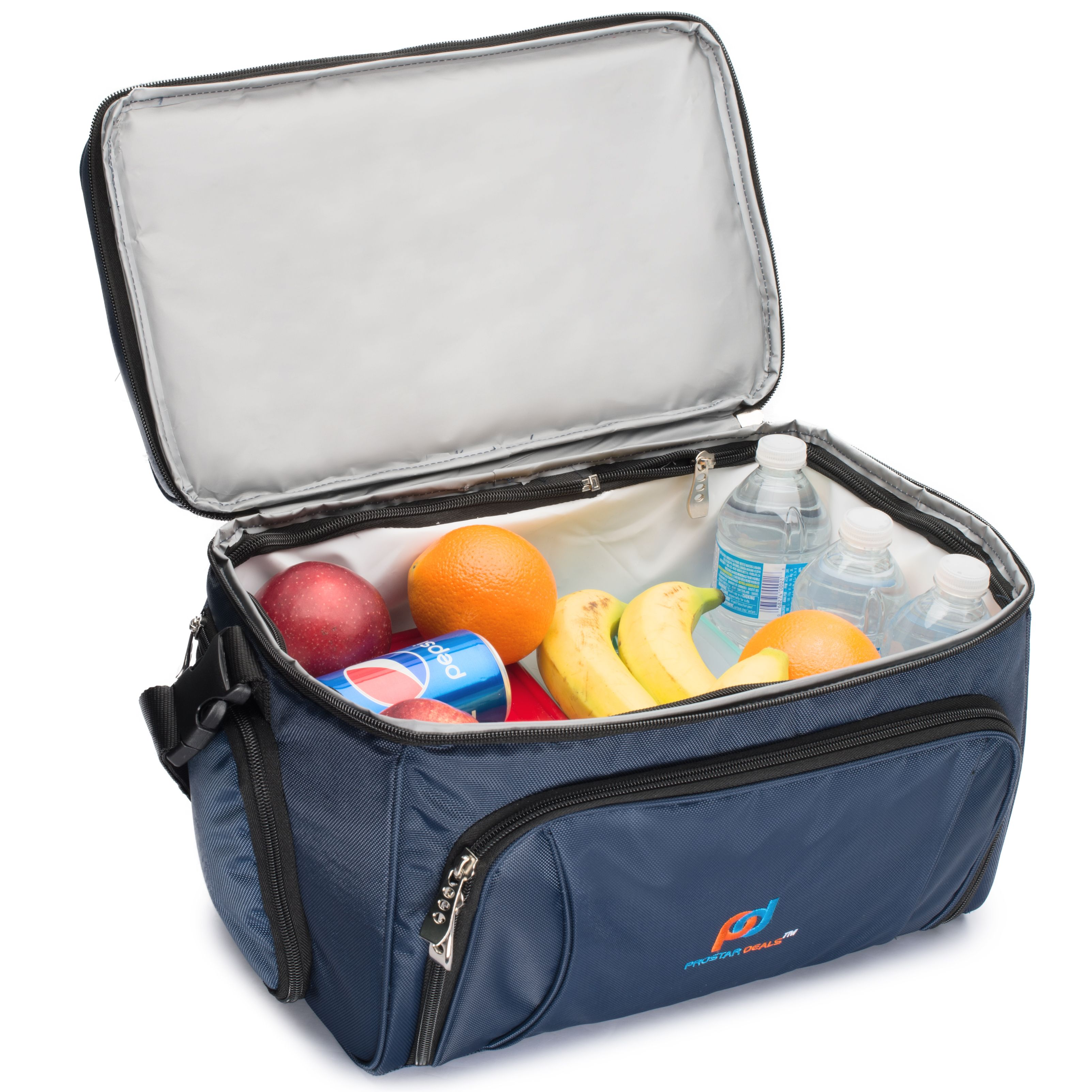 987a3e19d402 Cooler Bag. Two Sizes and Color. Dual Insulated Compartment. Heavy ...