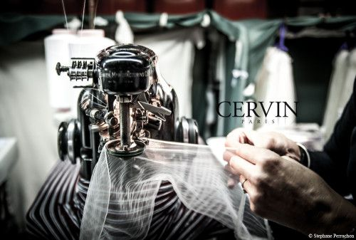 CERVIN, authentiques bas couture made in France | Cervin Paris